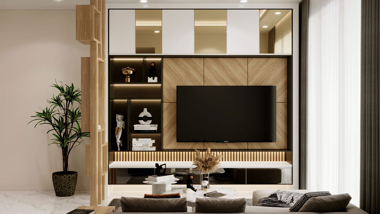 Space-Saving TV Wall Ideas Suitable for Every Home